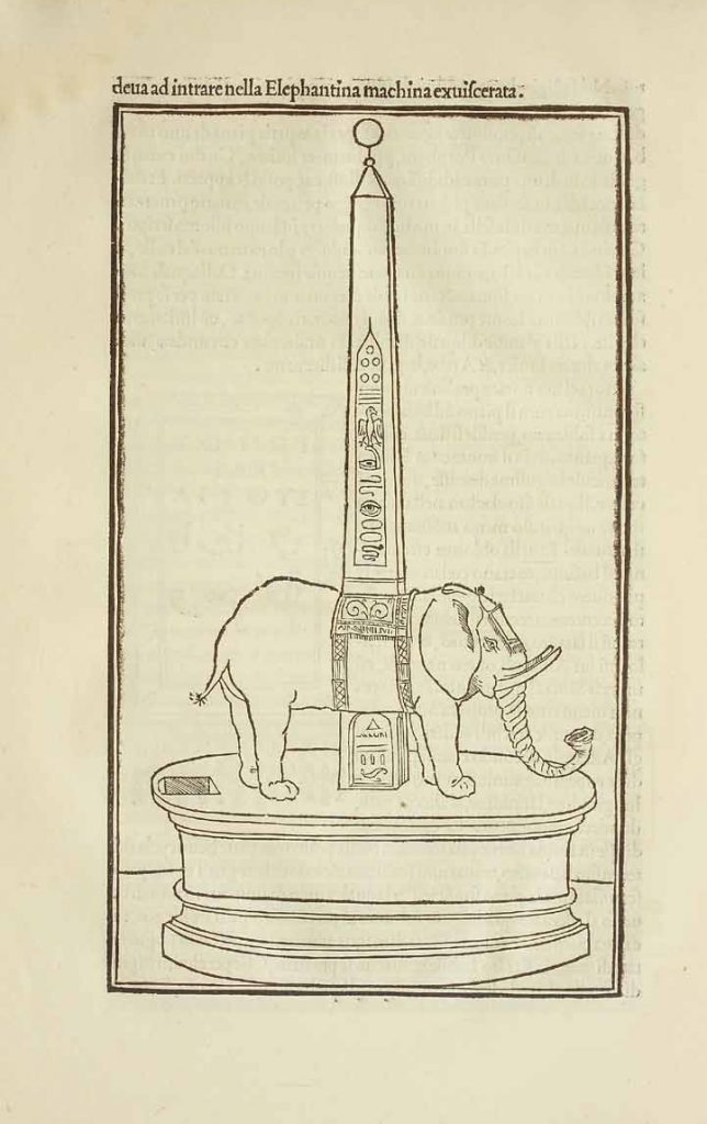 Ode agli Elefanti Surreali(sti)