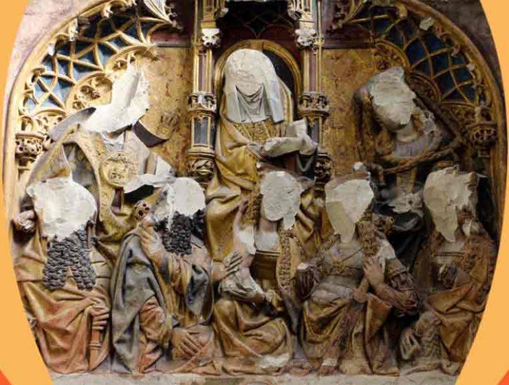 Rilievo del Duomo di Utrecht mutilato